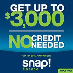 Snap Auto Repair Financing
